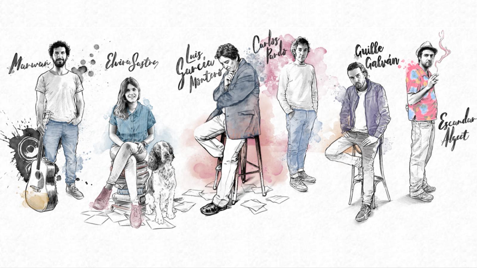 Luis García Montero y la nueva poesía: 'Memoria de Futuro'