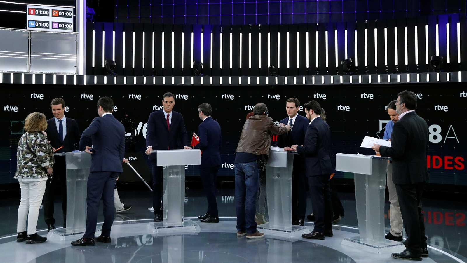 Verdades y mentiras en el debate electoral