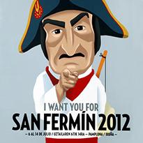Sanfermines 2012