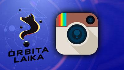 Órbita Laika en Instagram