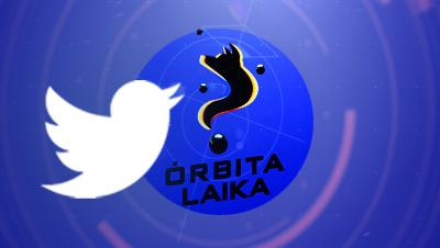 Órbita Laika en twitter