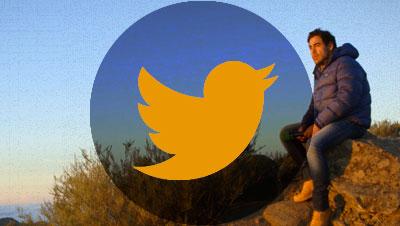 El paisano, twitter