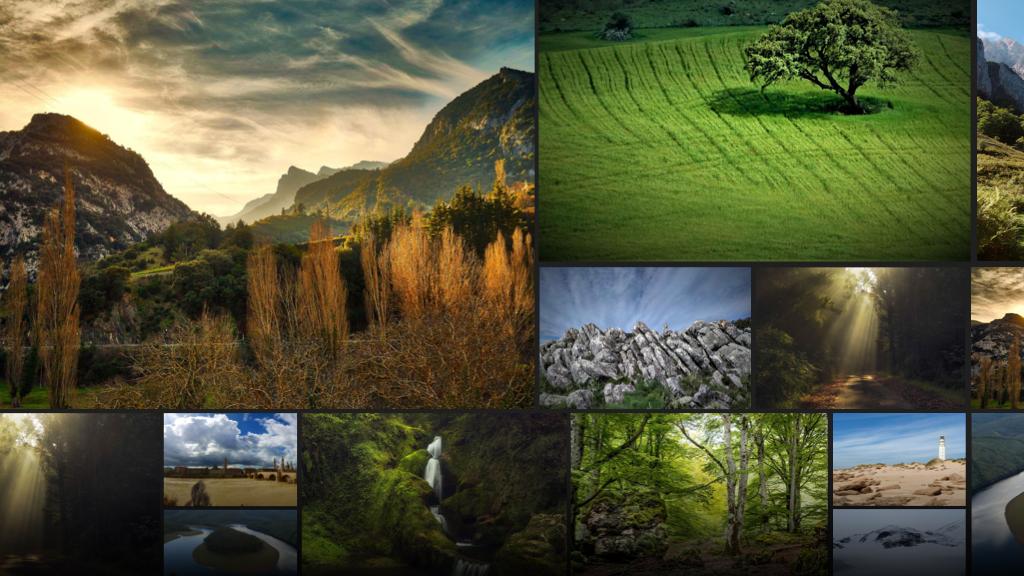 'Muro de la naturaleza'