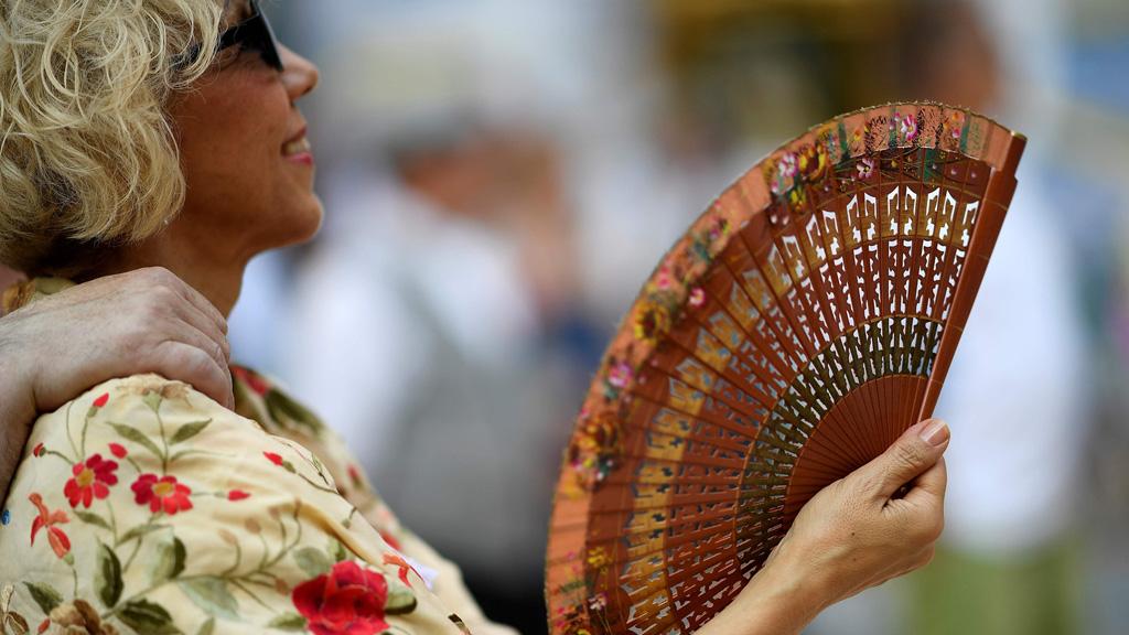 Madrid chulapo en las fiestas de la Paloma