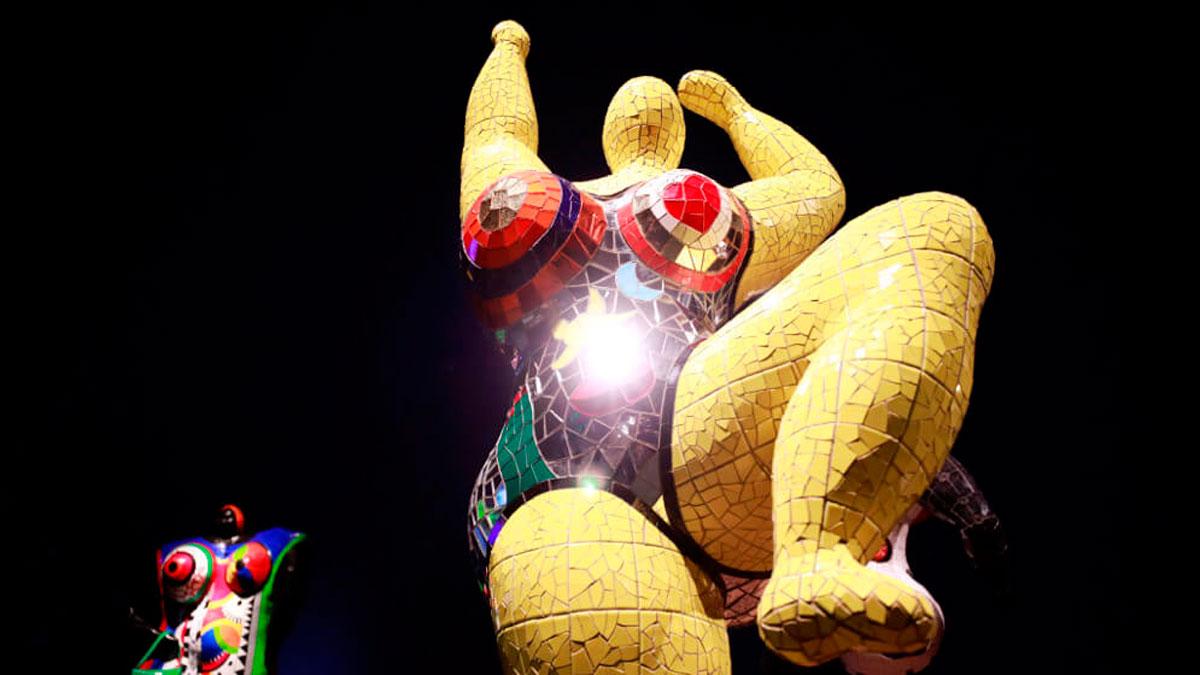 Arte feminista: Niki de Saint Phalle