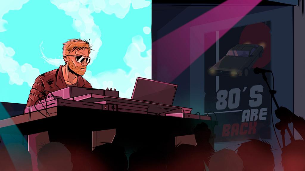 'Synthetizados', el webdoc que retrata el género musical 'synthwave'