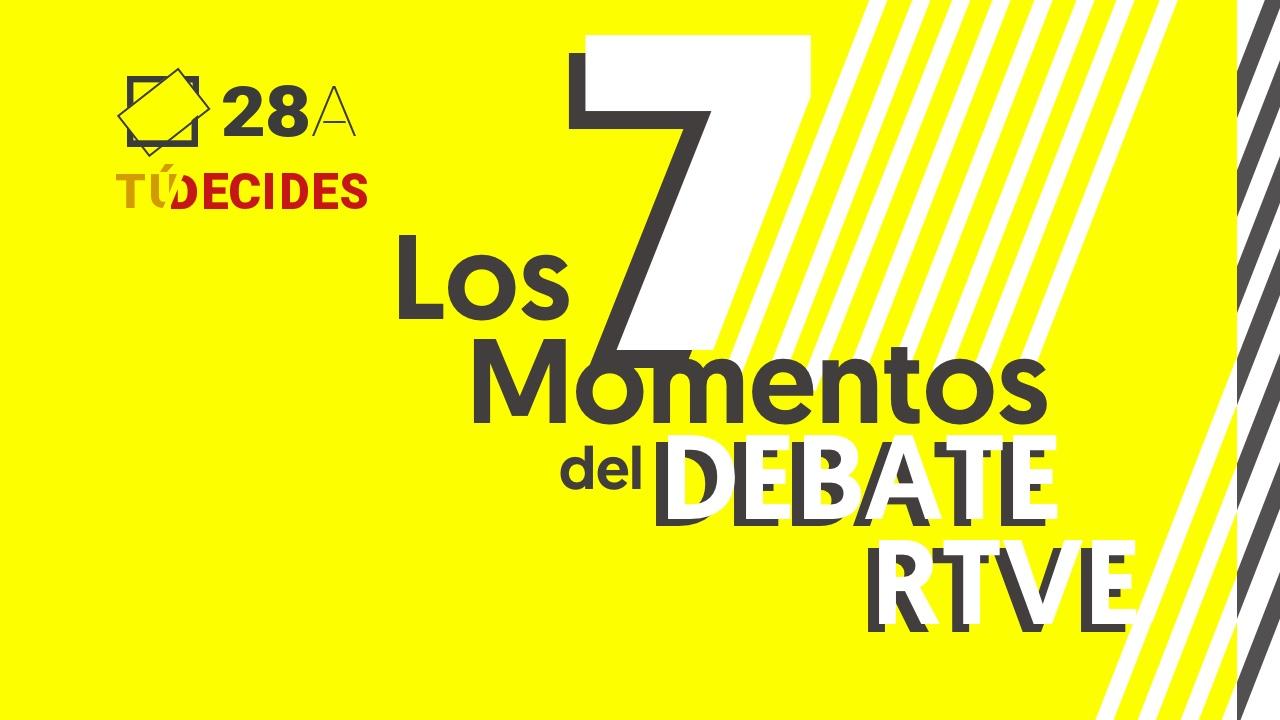 El Debate en RTVE: las mejores frases