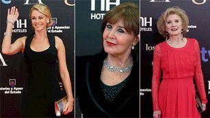 Caprile y Dior se 'reparten' la tela de la alfombra roja