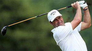 José María Olazabal, puro golf