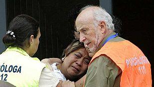 La solidaridad de Galicia, la otra cara del accidente