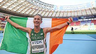 Heffernan gana el oro en los 50 km marcha; García Bragado acaba 12º