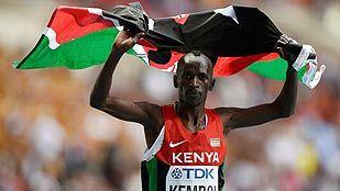 Kemboi mantiene su hegemonía en los 3.000 obstáculos; Mullera 11º