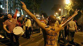 """La plaza Tahrir ruge de nuevo: """"Hemos aprendido la lección"""""""