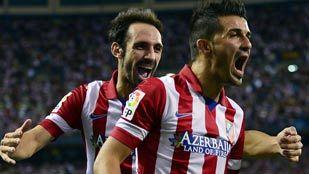 Los jugadores de Atlético y Barça, analizados uno a uno