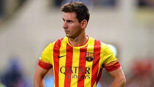 Leo Messi se entrena con el grupo y Adriano es duda