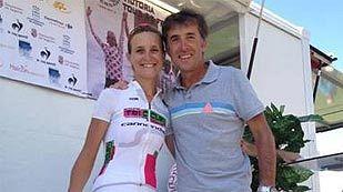Natalia González es la ganadora de la mejor foto de la Vuelta