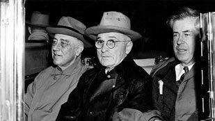 Roosevelt, Truman y Wallace