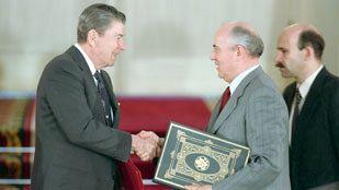 Reagan, Gorbachov y el Tercer Mundo