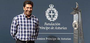 JOSÉ MARÍA OLAZABAL, PREMIO PRÍNCIPE DE ASTURIAS DE LOS DEPORTES 2013