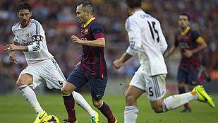 Así jugaron, uno a uno, el Barcelona y el Real Madrid