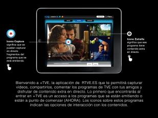 Cómo funciona +TVE en tabletas