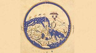 Más Isabel - Mapa mundi árabe