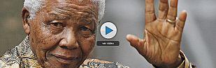 Adiós a Nelson Mandela, el hombre que derrotó al 'apartheid'