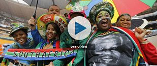 El mundo despide a Mandela como un héroe
