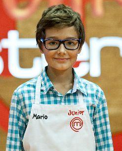 Mario. 12 años, 1º de ESO (La Rioja)