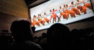 El cine en la India