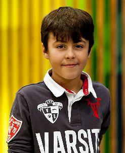 Daniel. 11 años, 6º de Primaria (Santa Cruz de Tenerife)