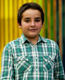 Rodrigo. 11 años, 6º de Primaria (Madrid)