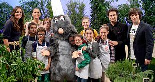Un ratatouille con el chef Remy
