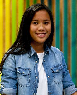María. 12 años, 1º de ESO (León)
