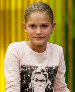 Marina. 10 años, 5º de primaria (Valencia)