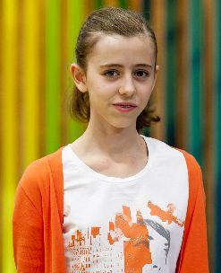 Alba. 12 años, 1º de E.S.O. (León)