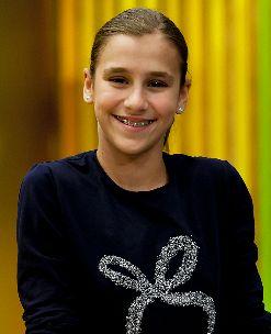 Cristina. 12 años, 1º de ESO (León)