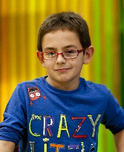 Aimar. 8 años, 4º de primaria (Vizcaya)