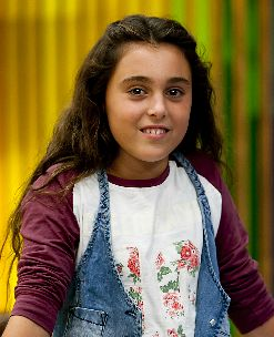 Ana Luna. 11 años, 6º de Primaria (Málaga)