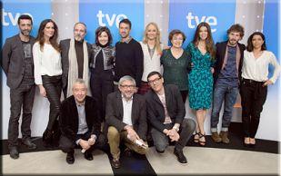 La presentación de la tercera temporada en imágenes