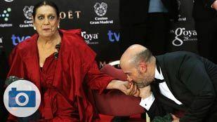 Todas las imágenes de la gran noche del cine español