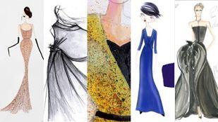 Radiografía de los vestidos de los Goya