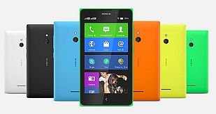 El nuevo Nokia XL.