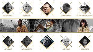 Los números que llevan al Oscar