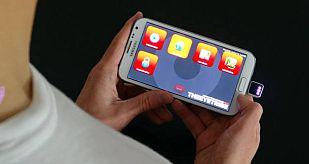 Sin manos, sin la voz... solo con la mirada podemos controlar nuestro smartphone