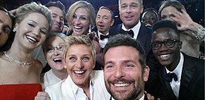 El 'selfie' de Ellen DeGeneres, el tuit más retuiteado de la historia