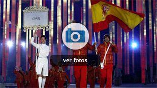 La ceremonia de inauguración de los Juegos Paralímpicos, en imágenes