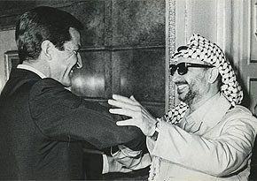 Suárez, el diplomático