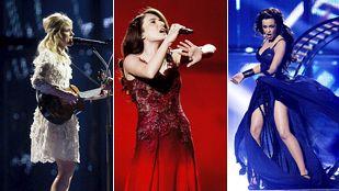 La cantante de Holanda brilla por su naturalidad en la semifinal