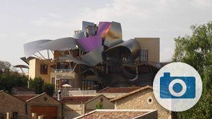 La obra arquitectónica de Gehry, en imágenes